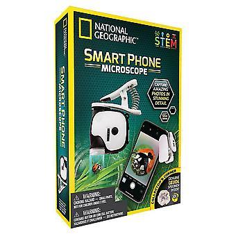 National Geographic Smart Phone Microscope