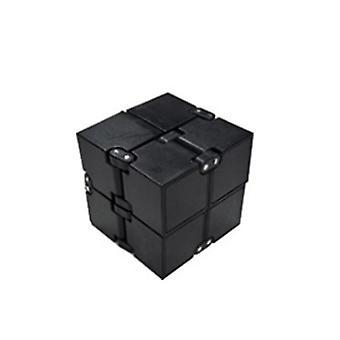 Infinite Rubik's Cube jucărie la îndemână, Decompresie Rubik's Cube jucărie (Negru)