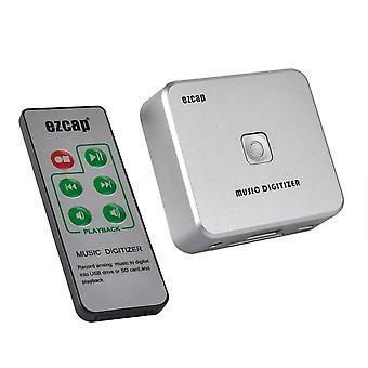 الصوت مسجل الصوت التقاط محول USB