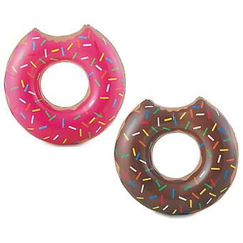 Opblaasbare drijvende donut 115362