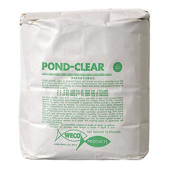 Weco Pond-Clear - 10 lbs