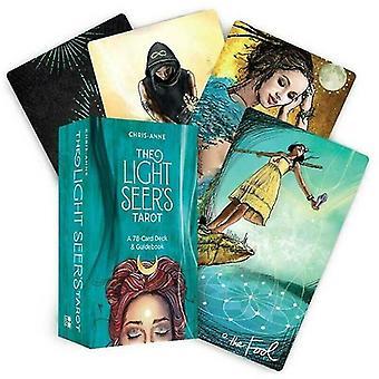 Česky The Light Seer's Tarot Oracle Cards Průvodce balíčkem se 78 kartami