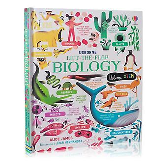 Biology Fun Children's Puzzle Card Book