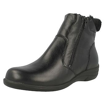 Mesdames Padders cheville bottes Shona
