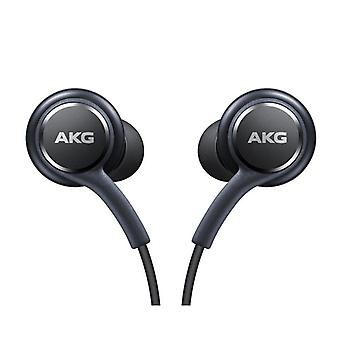 Official Samsung Galaxy S8 / S8+ Headphones - Black - Bulk Packed