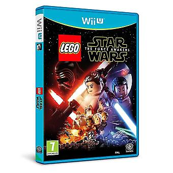 LEGO Star Wars The Force ontwaakt videospel van Nintendo Wii U