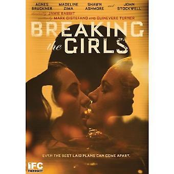 Breaking the Girls [DVD] USA import
