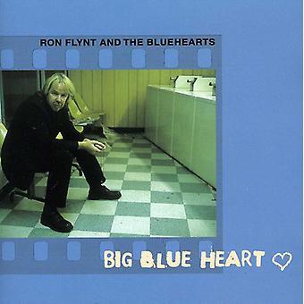Ron Flynt & Bluehearts - Big Blue Heart [CD] USA import