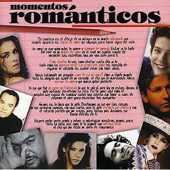 Momentos Romanticos - Momentos Romanticos [CD] USA import