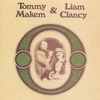 Makem & Clancy - Tommy Makem & Liam Clancy [CD] USA import