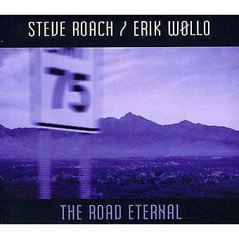 Roach, Steve Erik Wollo - Road Eternal [CD] USA import
