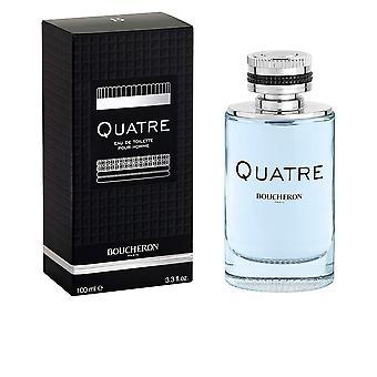 Boucheron Quatre Pour Homme, Edt 50 Ml Spray voor mannen