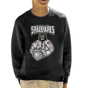 Ruimte Apes Kid's Sweatshirt