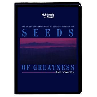 Denis Waitley - Seeds of Greatness [CD] USA import