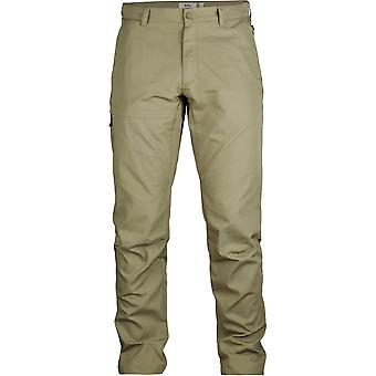 Fjallraven Travellers Trousers - Savannah