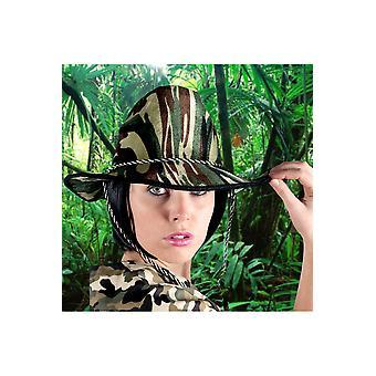 Chapeaux Cowboy chapeau armée
