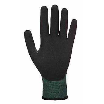 Portwest - Pack de 1 par Dexti corte pinza guante para mano Pro protección