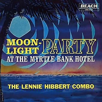 Lennie Hibbert - Moonlight Party [Vinyl] USA import