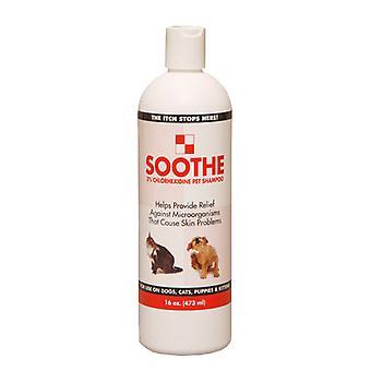 Showseason Soothe 3% Chlorhexidine Pet Shampoo