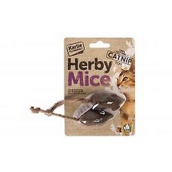 Herby muizen Catnip speelgoed