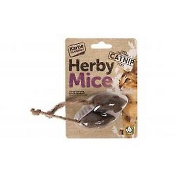 Herby mus Katteurt legetøj
