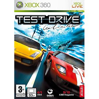 Test Drive Unlimited (Xbox 360) - New