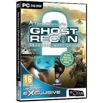 Tom Clancys Ghost Recon Advanced Warfighter 2 (PC DVD)-nytt