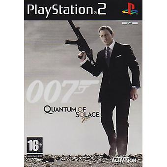 Quantum of Solace (PS2) - Nieuwe fabriek verzegeld