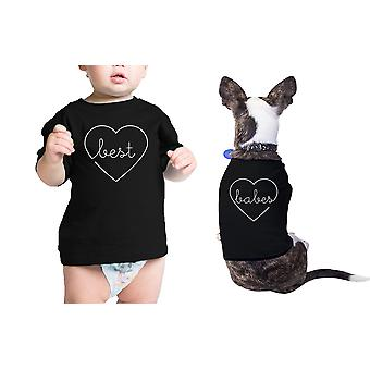 Best Babes Pet Baby Black Tshirts Funny Matching Shirts Gift Ideas
