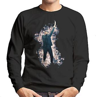 Tom Meighan Of Kasabian At TRNSMT Festival Glasgow 2017 Men's Sweatshirt