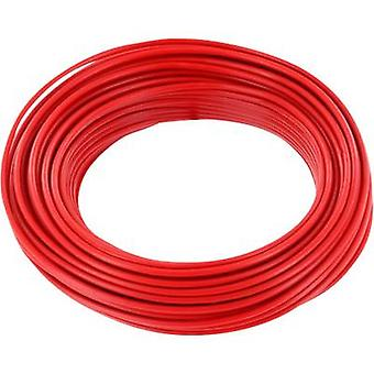BELI-BECO D 105/10 Jumper wire 1 x 0.20 mm² rood 10 m