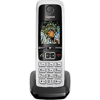 دكت C430HX جيجاسيت الهاتف أسود/فضة