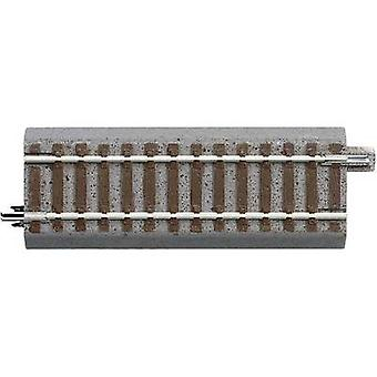 61120 H0 Roco GeoLine (incl. track bed) Transition, Straight 100 mm