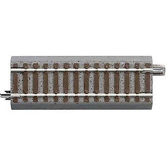 61119 H0 Roco GeoLine (incl. Rail bed) Ontkoppelingspoor 100 mm