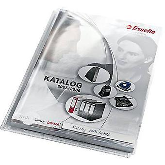 Manga de plástico de Leitz 4053 A4 PVC 0.20 mm transparente 40530000 1 PC