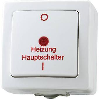 Kopp 565302003 Interruptor de sala húmeda gama de productos Interruptor de emergencia Sistema de calefacción