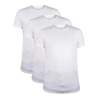 Diesel Umtee Jake 3PACK 00SPDG0AALW100 universale ogni anno uomini t-shirt