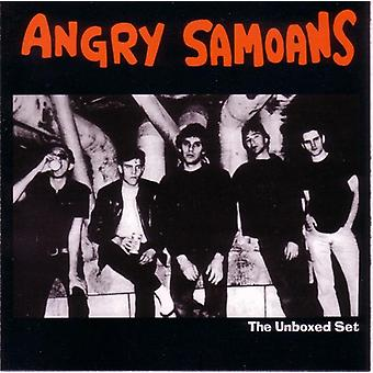 Angry Samoans - Unboxed Set [CD] USA import