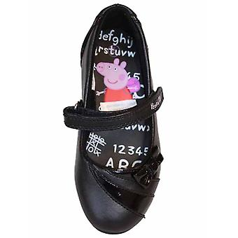 Girls Kids Peppa Cartoon Character Casual Sandal Shoe