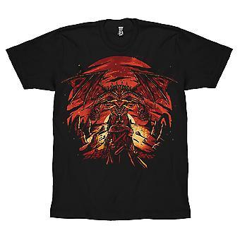 Anime Dark t-shirt Dragon