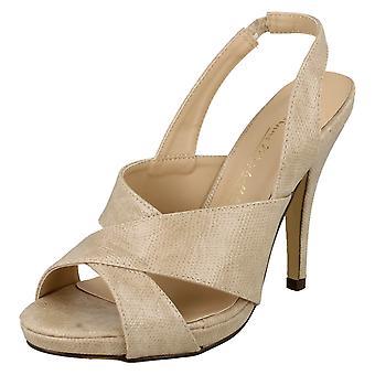 Kära Anne Michelle krängt Sling tillbaka sandaler F10411