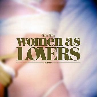 Xiu Xiu - Women as Lovers [CD] USA import
