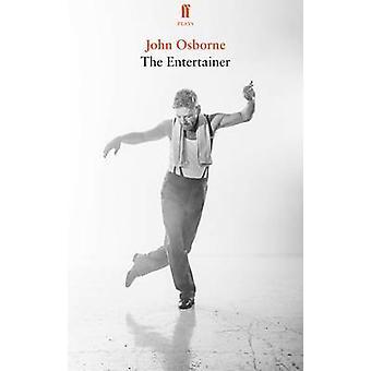 Viihdyttäjä jonka John Osborne - 9780571335145 kirja