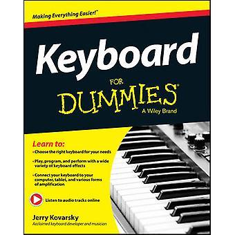Tastatur für Dummies von Jerry findet - 9781118705490 Buch