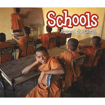 Schools Around the World by Clare Lewis - 9781406281965 Book