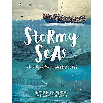 嵐の海 - 若者の物語メアリー ベス Leatherdale によって難民のボート