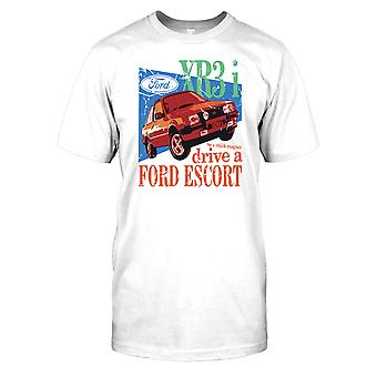Ford Escort XR3i - Chick magnes męskie T Shirt