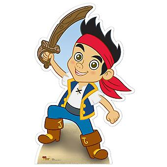Jake Lifesize Pahvi Cutout / Standee - Jake ja Neverland Pirates