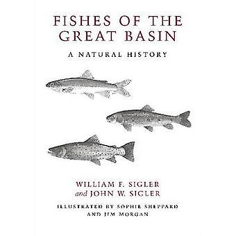 Fiskar i Great Basin - A Natural History (kommenterad utgåva) av W