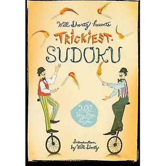Will Shortz präsentiert schwierigste Sudoku